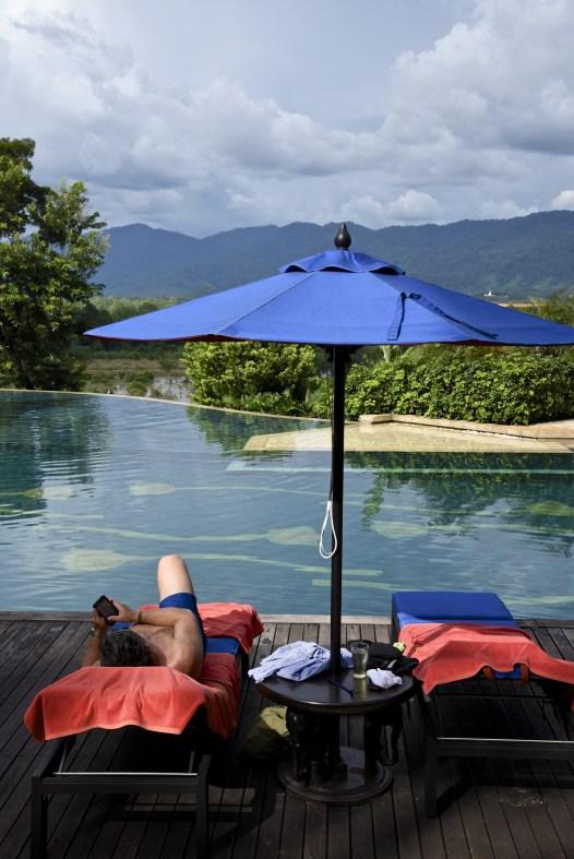 anantara golden triangle - Il danse avec les éléphants - thailande, hotels, a-faire