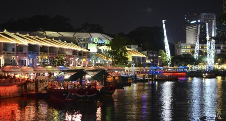 clarke quay - Top 10 Singapour - singapour, asie, a-faire