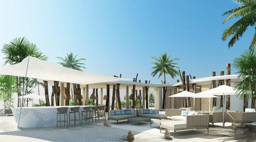 Beach Society - So superbe à Hua Hin - thailande, hotels, asie