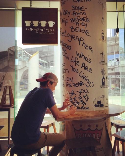 IMG_3973 - Culture Café à Bangkok - thailande, cafes-restos, cafes, asie