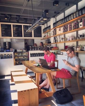 IMG_5653 - Culture Café à Bangkok - thailande, cafes-restos, cafes, asie