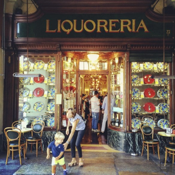 img_0430 - 3 cafés historiques à Turin - italie, europe, cafes-restos, cafes
