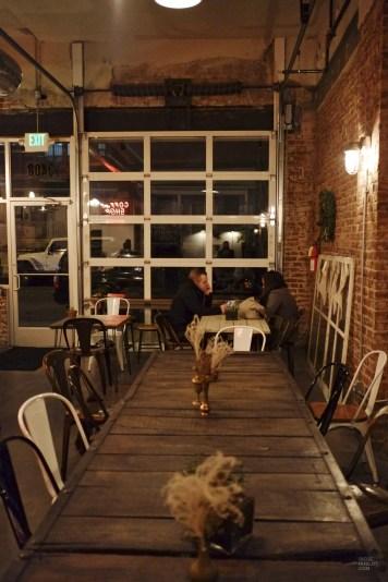 srgb9815 - 5 Cafés à Denver, CO - etats-unis, colorado, amerique-du-nord
