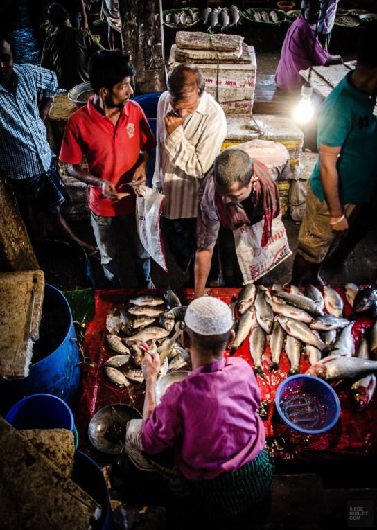 DSC_4488-9 - Marché rural au Bangladesh - bangladesh, asie, a-faire