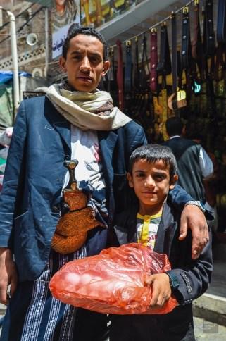 enfants sanaa - Sanaa, la ville en pain d'épice - yemen-asie, asie, a-faire