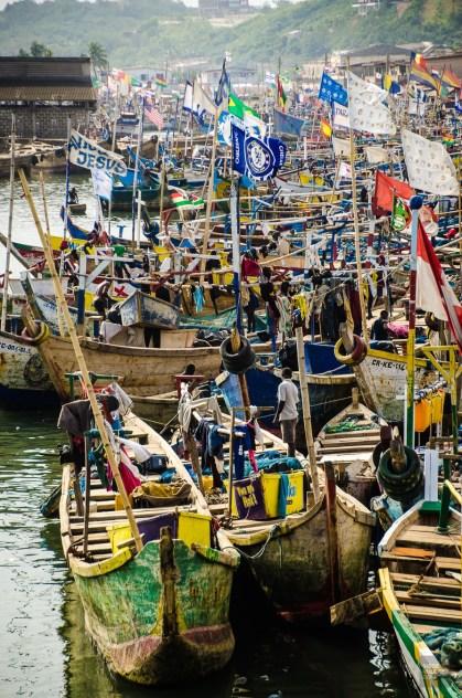 ghana1-2 - Cape Coast, beaucoup plus qu'un village de pêcheurs - ghana, destinations, afrique