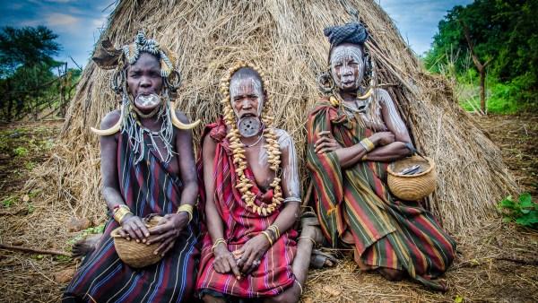 Les tribus d'un autre temps - ethiopie, featured, destinations, afrique