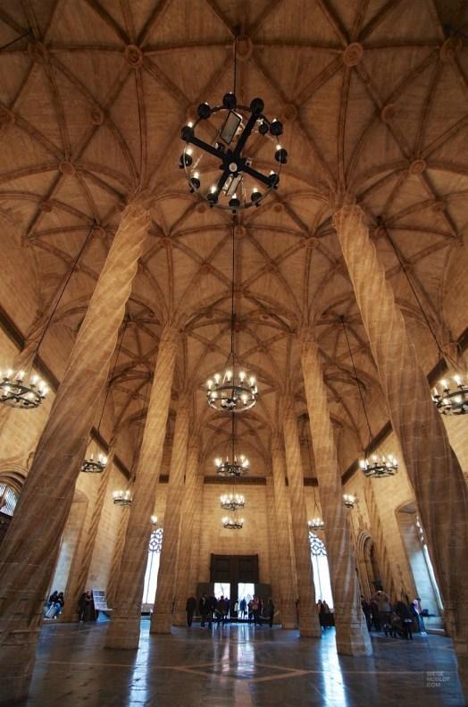 architecture intérieur - Maison de la soie - Mon coeur Valence - Europe,Espagne