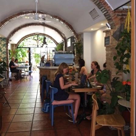Intérieur café - Bluebell Coffee - Mon coeur Valence - Europe,Espagne