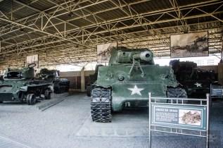 musee tank - pyongyang - Coree du Nord, l'envers de la medaille - Asie, Coree du Nord
