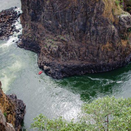 rafting - les chutes victoria - Zimbabwe, les chutes Victoria et plus encore! - afrique, zimbabwe