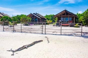 bungalows secret paradise - Un paradis secret, Koh Rong Samloem, Cambodge - Asie, Cambodge