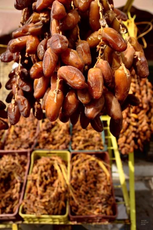dattes - Tozeur - Tunisie, de la mer au désert - Afrique, Tunisie
