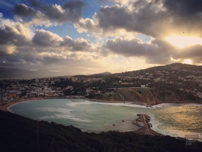 mer montagne - Tabarka - Tunisie, de la mer au désert - Afrique, Tunisie