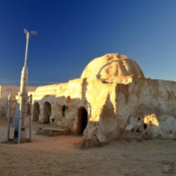 nefta site robot - Star Wars - Tunisie, de la mer au désert - Afrique, Tunisie