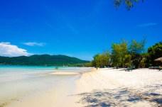 plage deserte - Un paradis secret, Koh Rong Samloem, Cambodge - Asie, Cambodge
