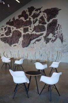 Lobby Musée ICA - Musée ICA - L'émergent Seaport District à Boston - Amérique, États-Unis, Massachusetts