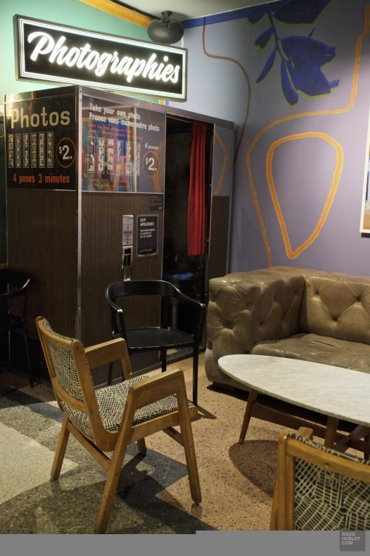 photomaton drake hotel - Sky Yard - Séjour à Toronto - Amérique, Canada, Ontario