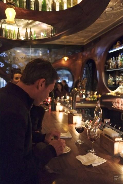 bar vin pintxos - Bar Raval - Séjour à Toronto - Amérique, Canada, Ontario