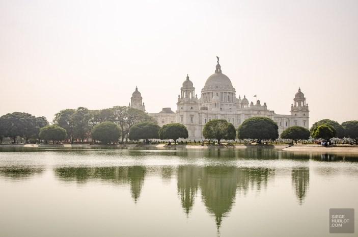 victoria memorial - kolkata - L Inde du Nord en quatre étapes - Asie, Inde