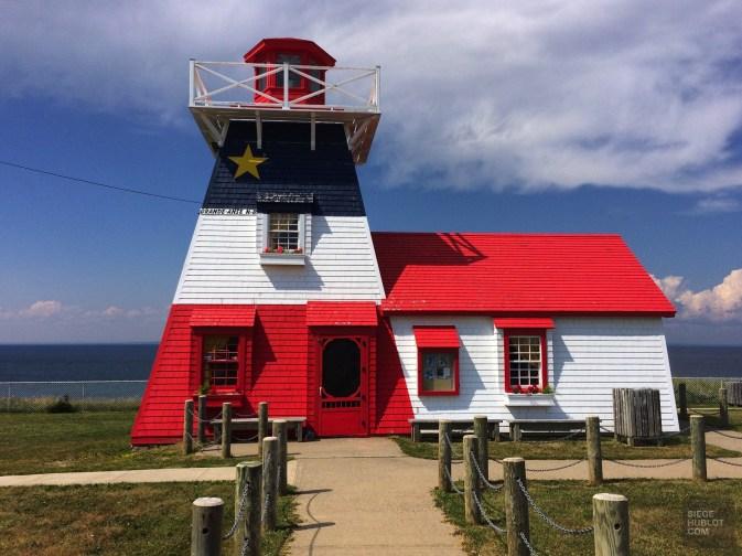 Grande-Anse - Nouveau-Brunswick - Le Canada dans ma langue - Amérique du Nord, Canada