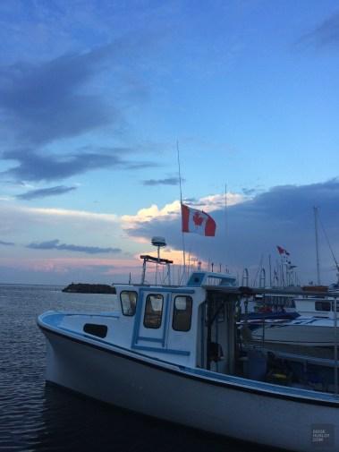 Shediac - Nouveau-Brunswick - Le Canada dans ma langue - Amérique du Nord, Canada