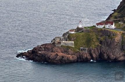 St-John littoral - Terre-Neuve - Le Canada dans ma langue - Amérique du Nord, Canada