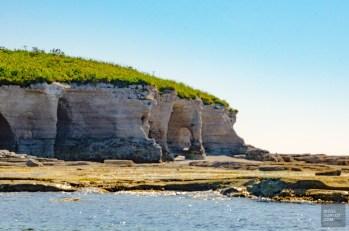 cote rocheuse - Escapade l Archipel de Mingan, Cote-Nord, Quebec - Quebec