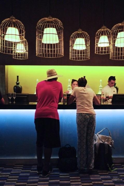 lobby de l'hôtel - Le style - Un Paradisus à Playa Del Carmen - Amérique du Nord, Mexique