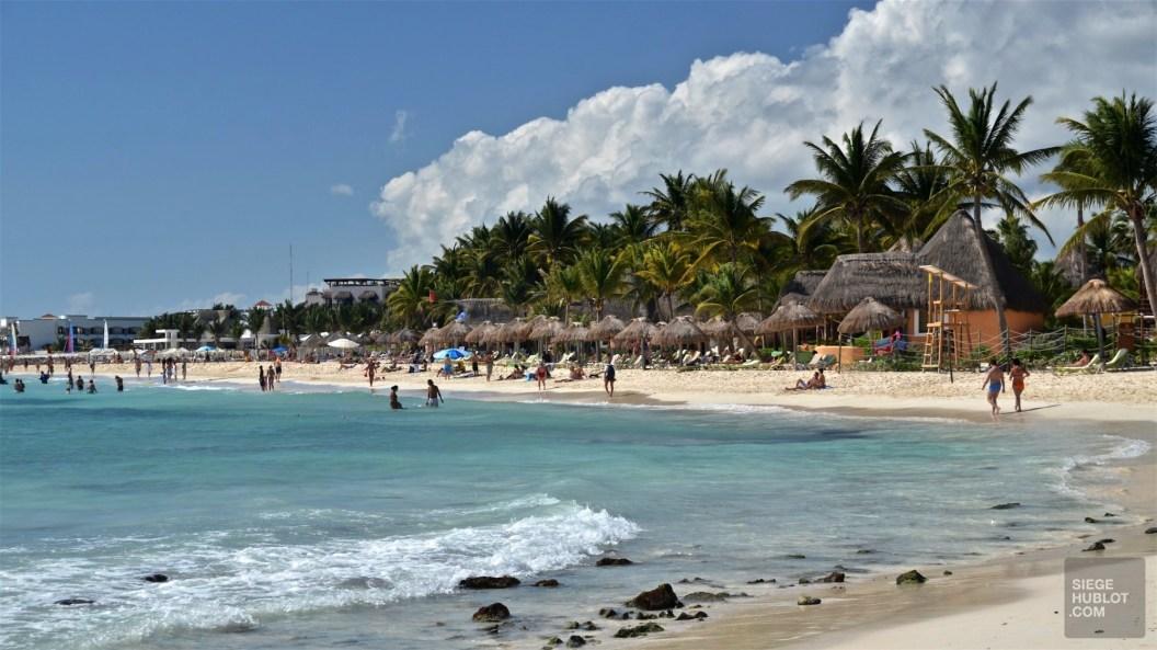Plage - Playa Del Carmen - Un Paradisus à Playa Del Carmen - Amérique du Nord, Mexique