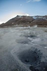 Hverir boue - Akureyri, lac Myvatn, Hverir, Godafoss - Islande en 8 jours - Islande, Europe