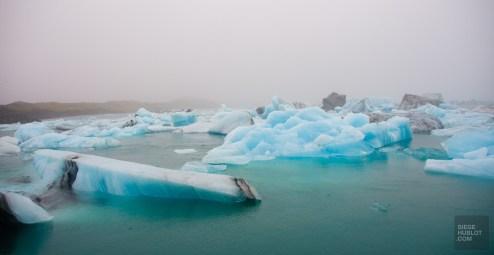 baie des glaciers - Jokulsarlon et Skaftafell - Islande en 8 jours - Islande, Europe