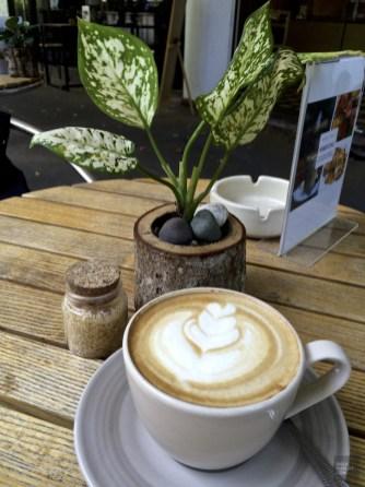 Lan Din Coffee - Autour de l'hôtel - Un Bandara à Bangkok - Asie, Thaïlande