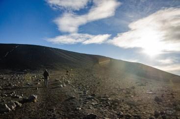 cratere Hverfjall randonnee - Akureyri, lac Myvatn, Hverir, Godafoss - Islande en 8 jours - Islande, Europe
