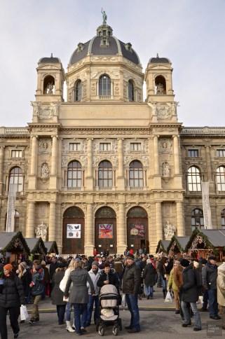 marché extérieur - Vienne, Autriche - Marchés de Noël - Europe, Autriche, République tchèque, Slovaquie