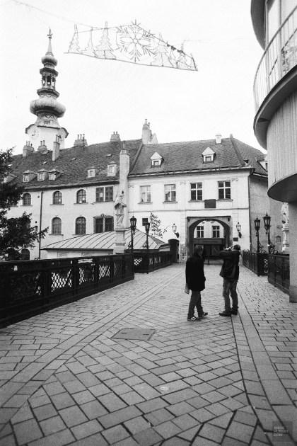 Vieille ville - Bratislava, Slovaquie - Marchés de Noël - Europe, Autriche, République tchèque, Slovaquie