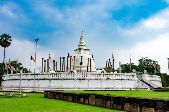 anuradhapura temple - vieilles cites, temples et monasteres - Sri Lanka, au cœur de l ile - Asie, Sri Lanka