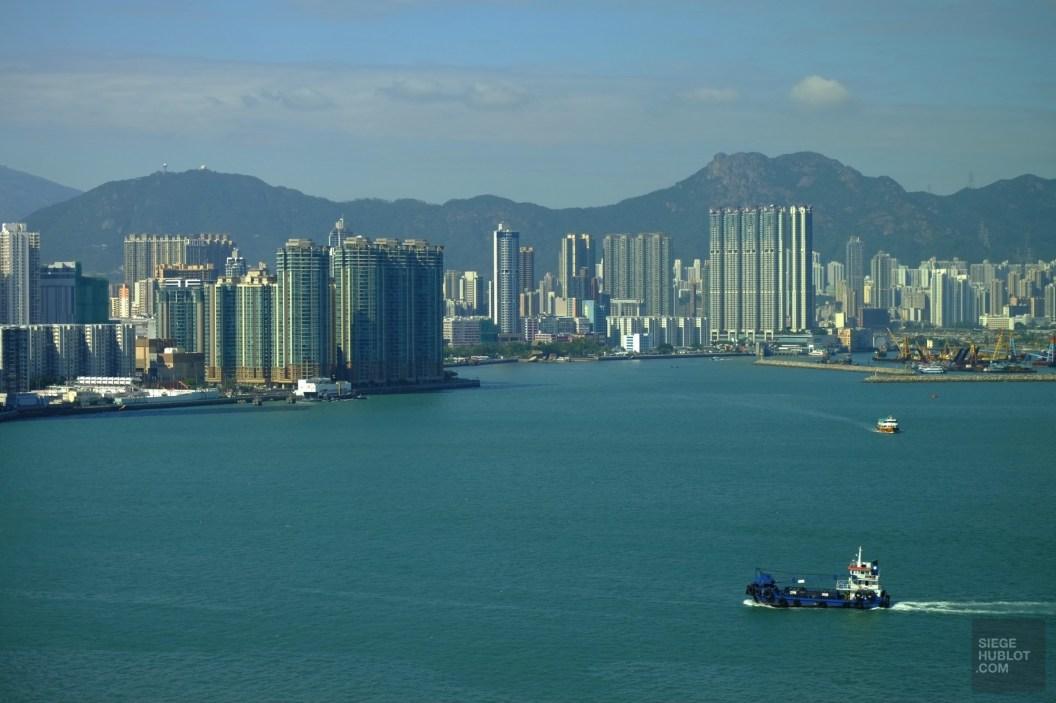 Kowloon - Les points de vue - Séjour à Hong Kong - Asie, Chine
