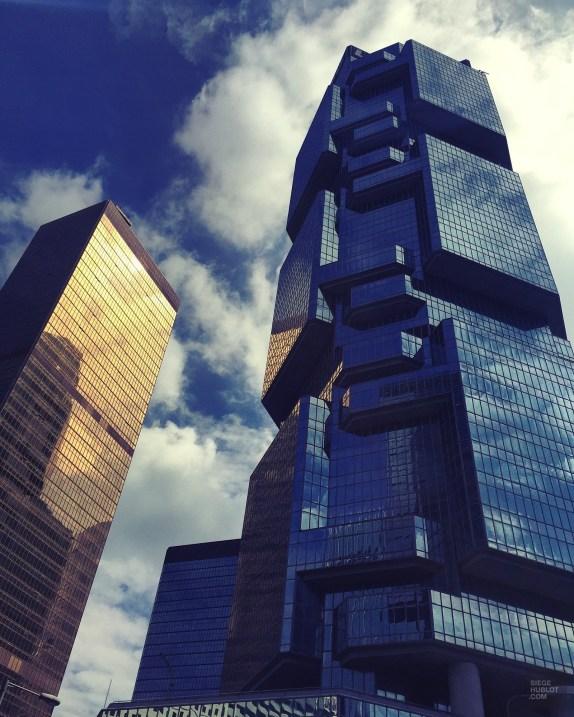 Lippo Centre - Architecture - Séjour à Hong Kong - Asie, Chine