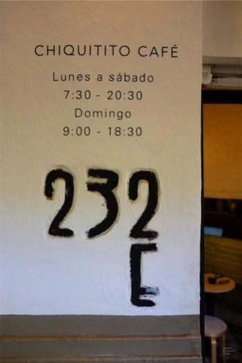 Affiche Chiquitito - Chiquitito Café dans Condesa - 3 cafés à Mexico - Amérique du Nord, Mexique