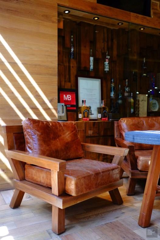 Belle collection de tequila et mezcal - D'excellents restaurants - Un hôtel InterContinental dans Polanco - Amérique du Nord, Mexique