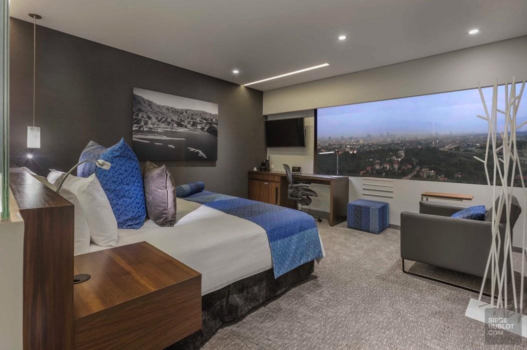 Club - Des chambres confortables - Un hôtel InterContinental dans Polanco - Amérique du Nord, Mexique