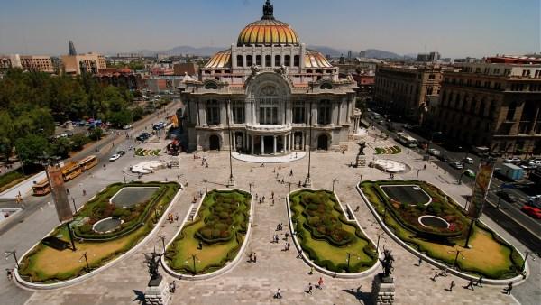 Palacio de Bellas Artes - Un hôtel InterContinental dans Polanco - Amérique du Nord, Mexique