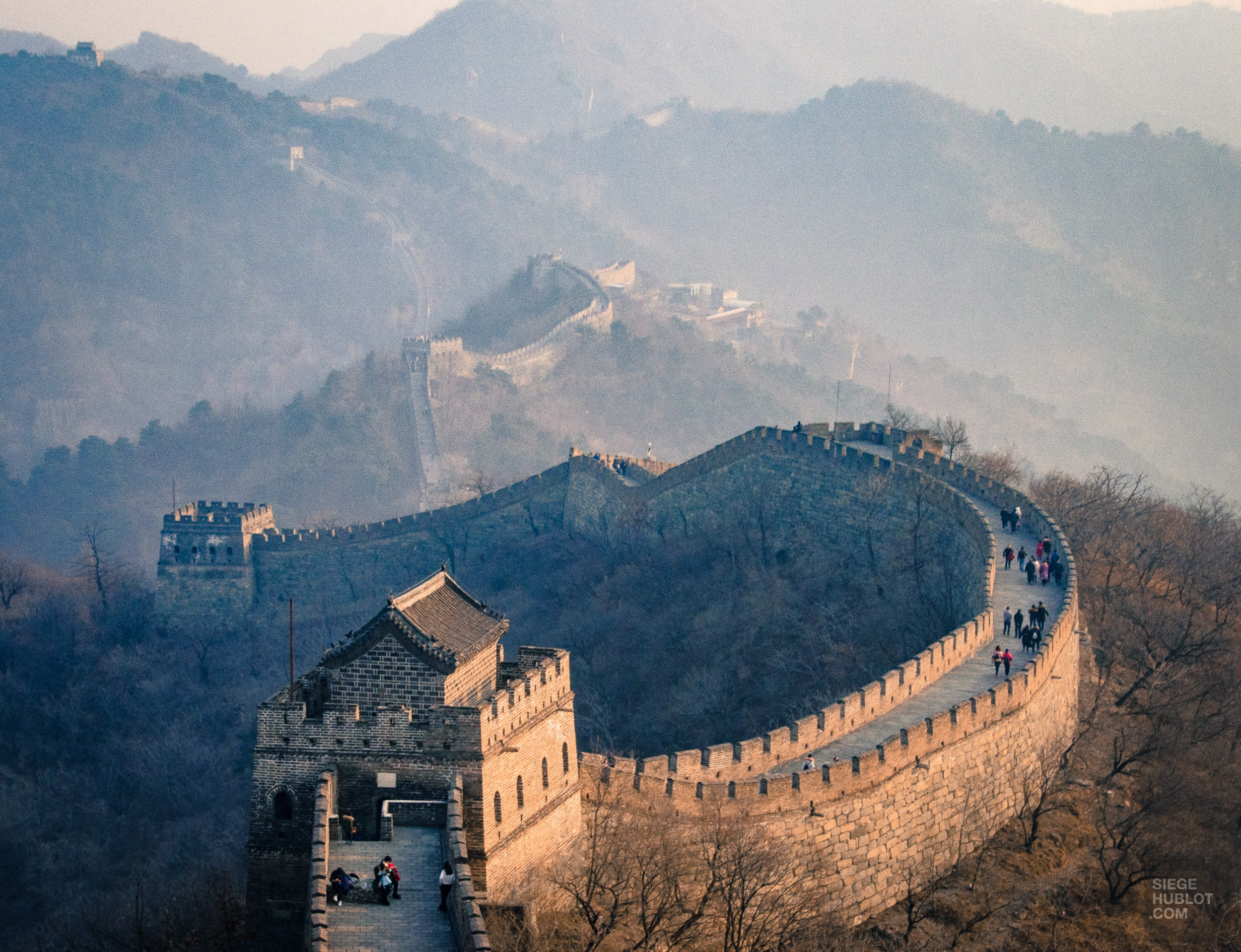 Grande muraille chine - Mutianyu - La Grande Muraille de Chine, un lieu mythique - Asie, Chine