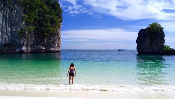La plage de Hong Island - Des vacances à Krabi - Asie, Thaïlande