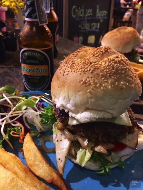 Chez Grunge Burger - Les Restaurants et Cafés - Pai et la fraicheur des montagnes - Asie, Thaïlande