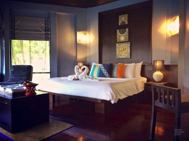 Grand lit confortable - Les Chambres - Des vacances à Krabi - Asie, Thaïlande