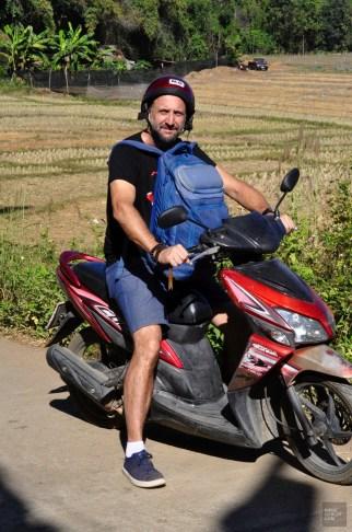 Ça roule pour Jean-Michel - Les Excursions - Pai et la fraicheur des montagnes - Asie, Thaïlande