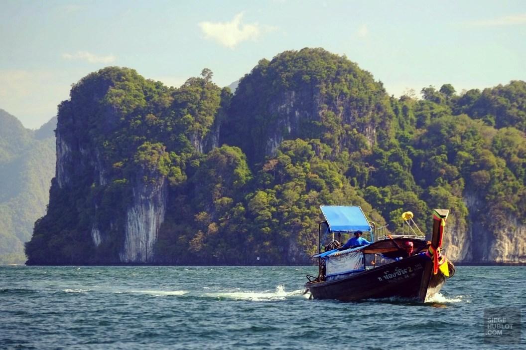 Une visite à Hong Island - Les Excursions - Des vacances à Krabi - Asie, Thaïlande