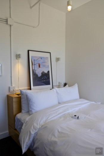 Cadre en tête de lit - The Annex - 12 Hôtels à Toronto - Amérique du Nord, Canada, Ontario